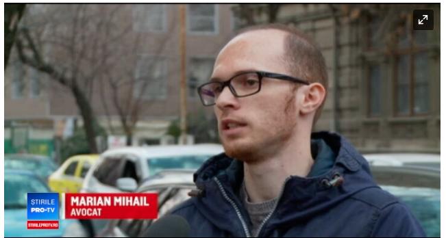 Marian Mihail avocat